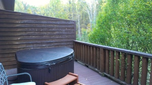 Picture of a hot tub