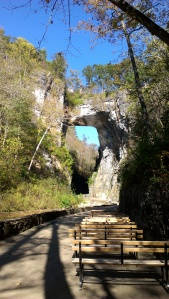 Picture of the Natural Bridge