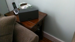 Picture of a side table