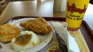 Bojangles meal