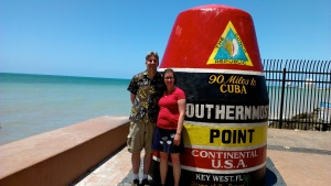 Southernmost Point in the United States