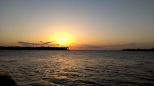 Sunset from Sunset Pier
