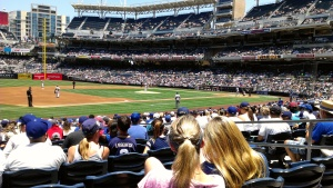 Padres v. Dodgers