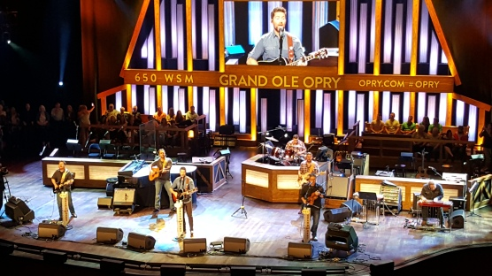 Josh Turner at the Grand Ole Opry