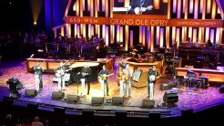 Ricky Skaggs at the Grand Ole Opry