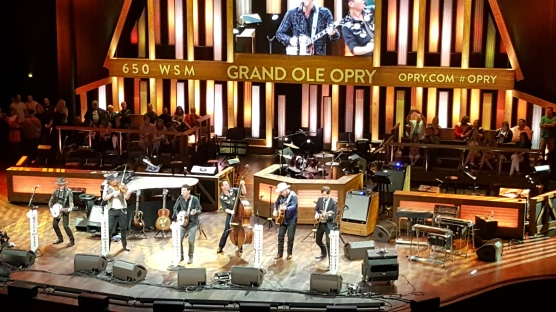 Old Crow Medicine Show at the Grand Ole Opry